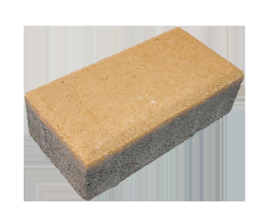 adoquin rectangular bicapa